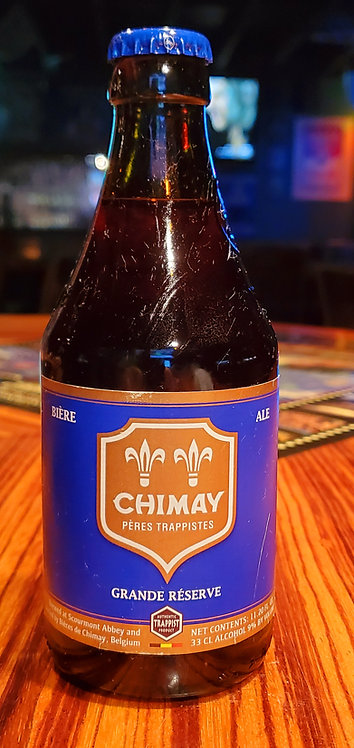 Chimay Blue (Trappiste) 11.2oz