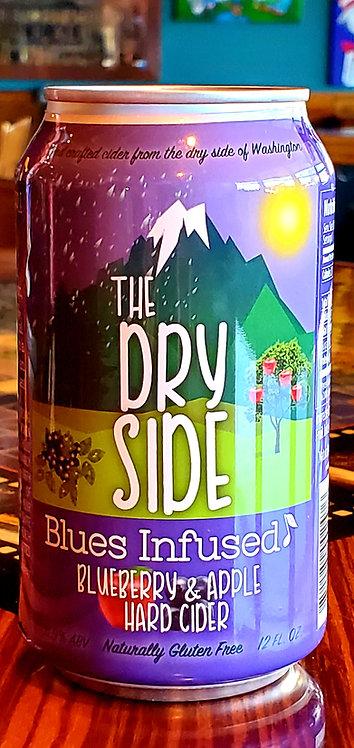 Tieton Dry Side Blueberry Cider 12oz
