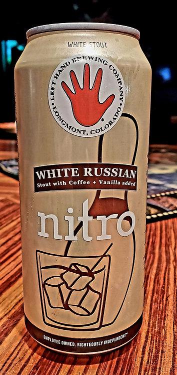Left Hand White Russian Nitro  14oz
