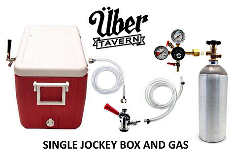 Jockey Box Rental (single) no kegs bought