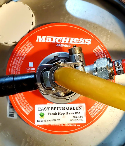 Matchless Easy Being Green FRESH HOP 64oz