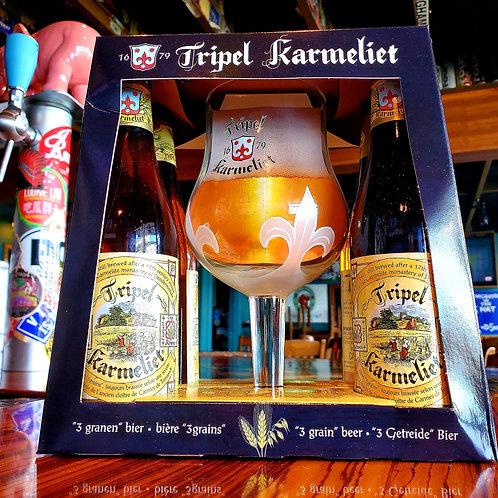 Tripel Karmeliet 4/11.2oz Gift Pack Special!