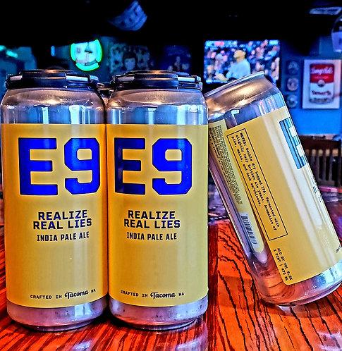 E9 Realize Real Lies 16/4pk