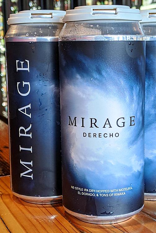 Mirage Derecho 16/4pk