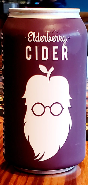 Lost Giants Elderberry Cider 12oz