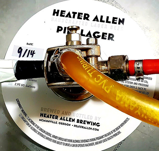 Heater Allen Pils 64oz