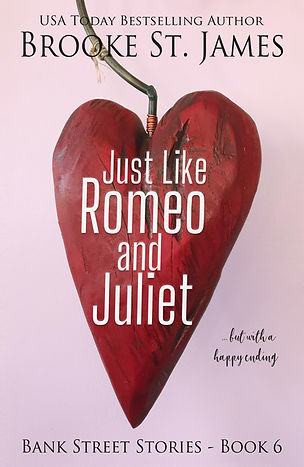 Just Like Romeo and Juliet (Bank Street Stories Book 6)