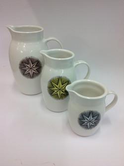 3 starred jugs