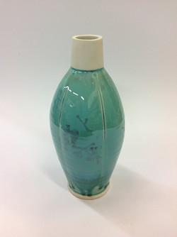 green/blue crystalline form