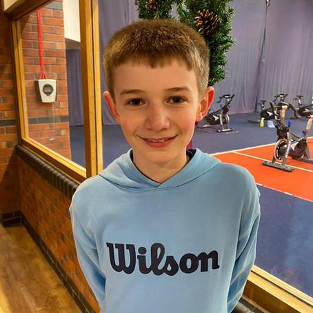 Oliver Winner in Derby Grade 4