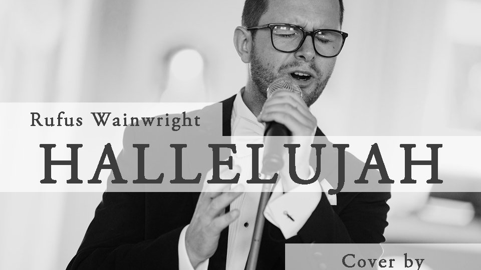 Rufus Wainwright - Hallelujah (Krzysztof Gdaniec Cover)