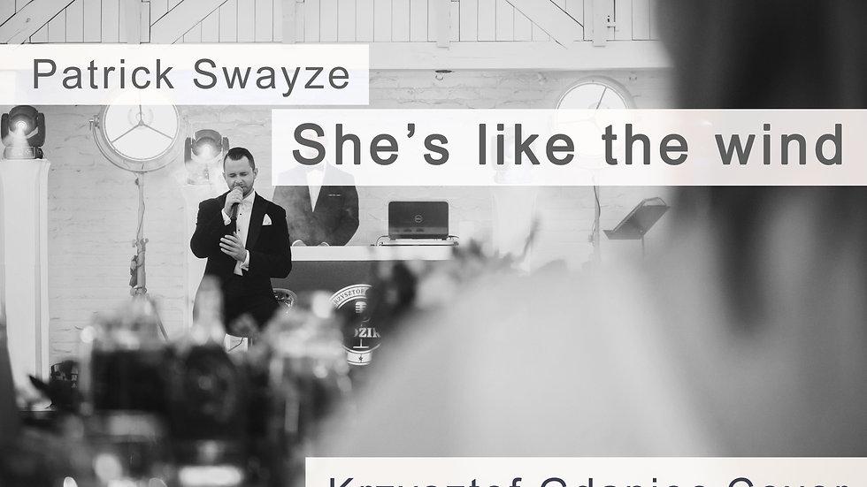 Patrick Swayze - She's Like The Wind (Krzysztof Gdaniec Cover)