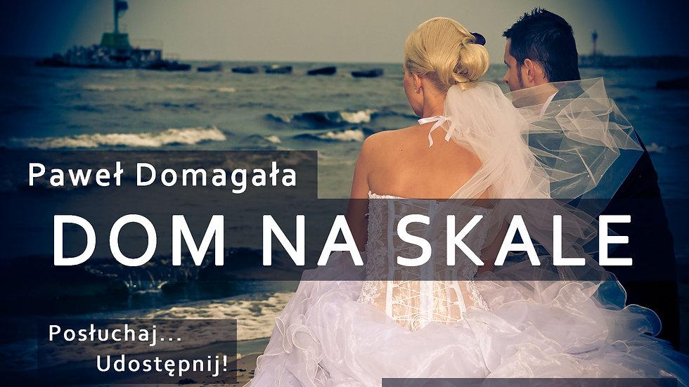 Paweł Domagała - Dom na skale (Krzysztof Gdaniec Cover)