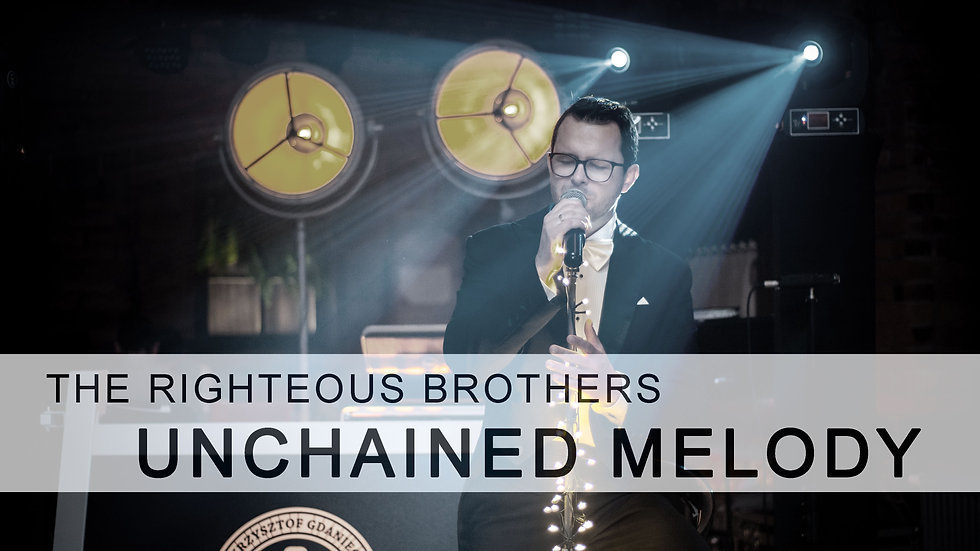 Righteous Brothers - Unchained Melody (Krzysztof Gdaniec Cover)