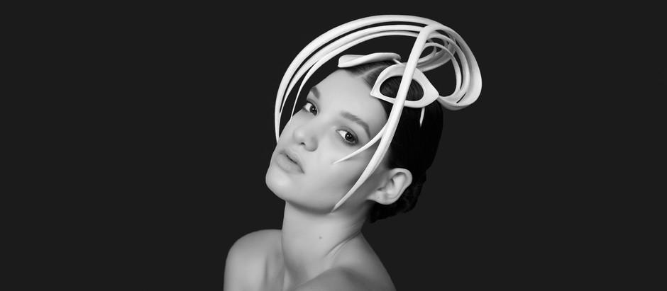 Merve Öztemel'den 3B Baskıyla Giyilebilir Sanat Eserleri