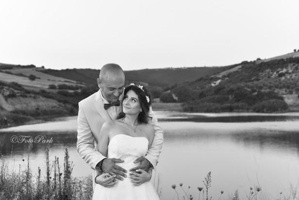 Wedding at the lake