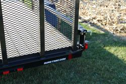 2021 Sure-Trac Angle Iron Utility Trailer