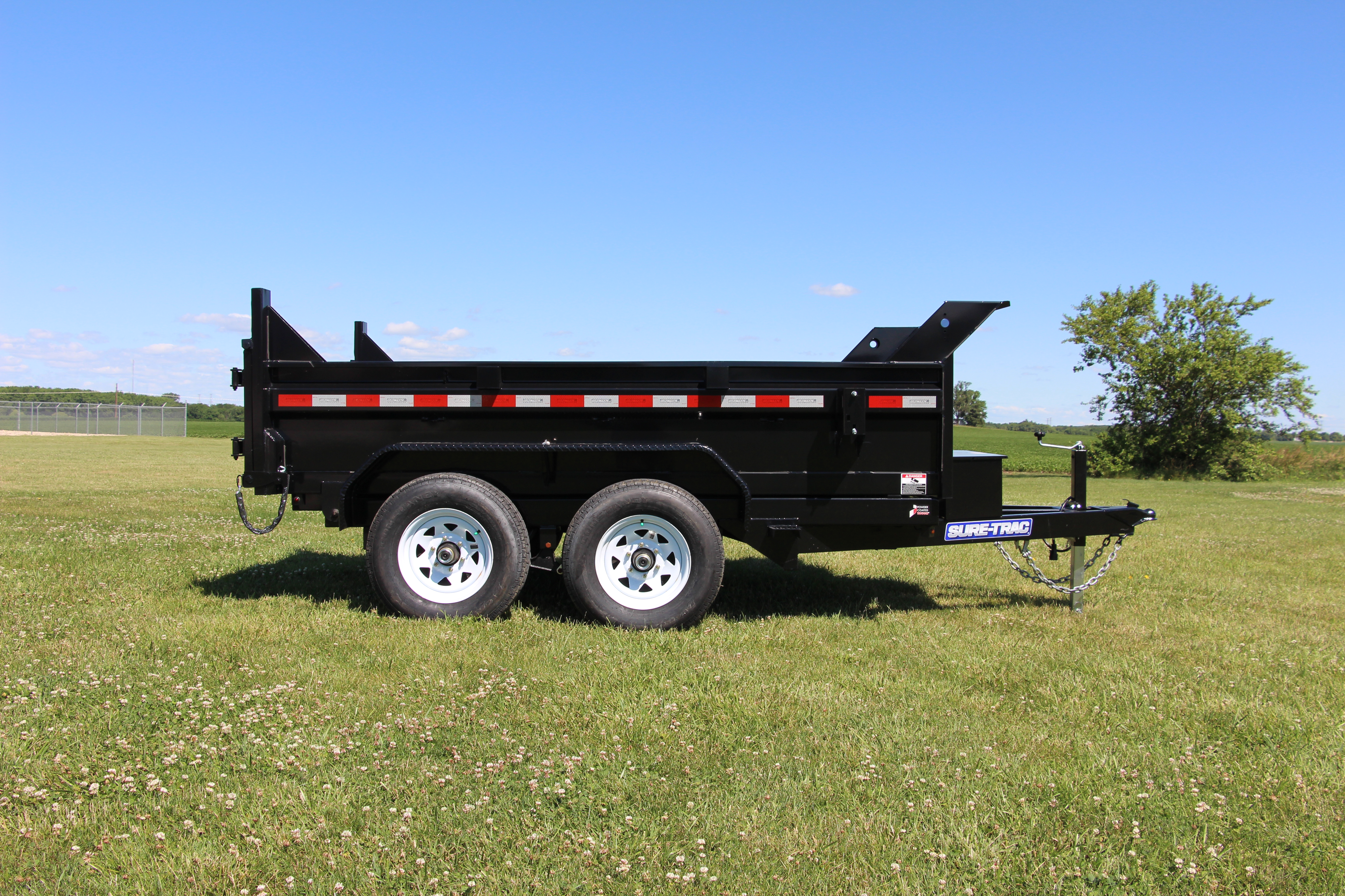 6x10 Dump Trailers For Sale In Illinois