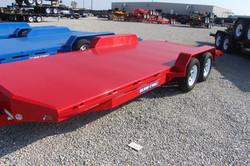 Sure-Trac Steel Deck Car Hauler