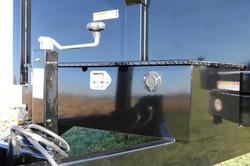 2021 16' Sure-Trac HD Low Profile Dump Trailer with Scissor Hoist