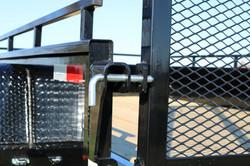 2021 Sure-Trac Steel High Side Utility Trailer