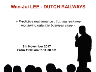 DUTCH RAILWAY : Our German neighbors  will lead a conference on TransRail Connection !