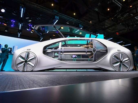 La France en pointe dans la high-tech automobile