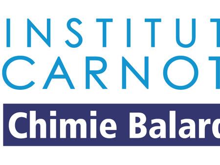 Intertech 2019 - Focus Exposant : Institut Carnot Chimie Balard Cirimat