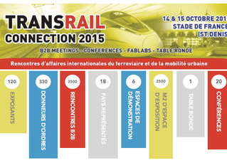 TRANSRAIL CONNECTION 2015 WITH A PICTURE