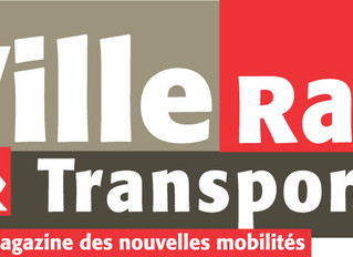 Ville, Rail & Transports, special partner of Transrail Connection