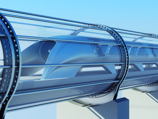 Hyperloop, l'avènement du train subsonique ?