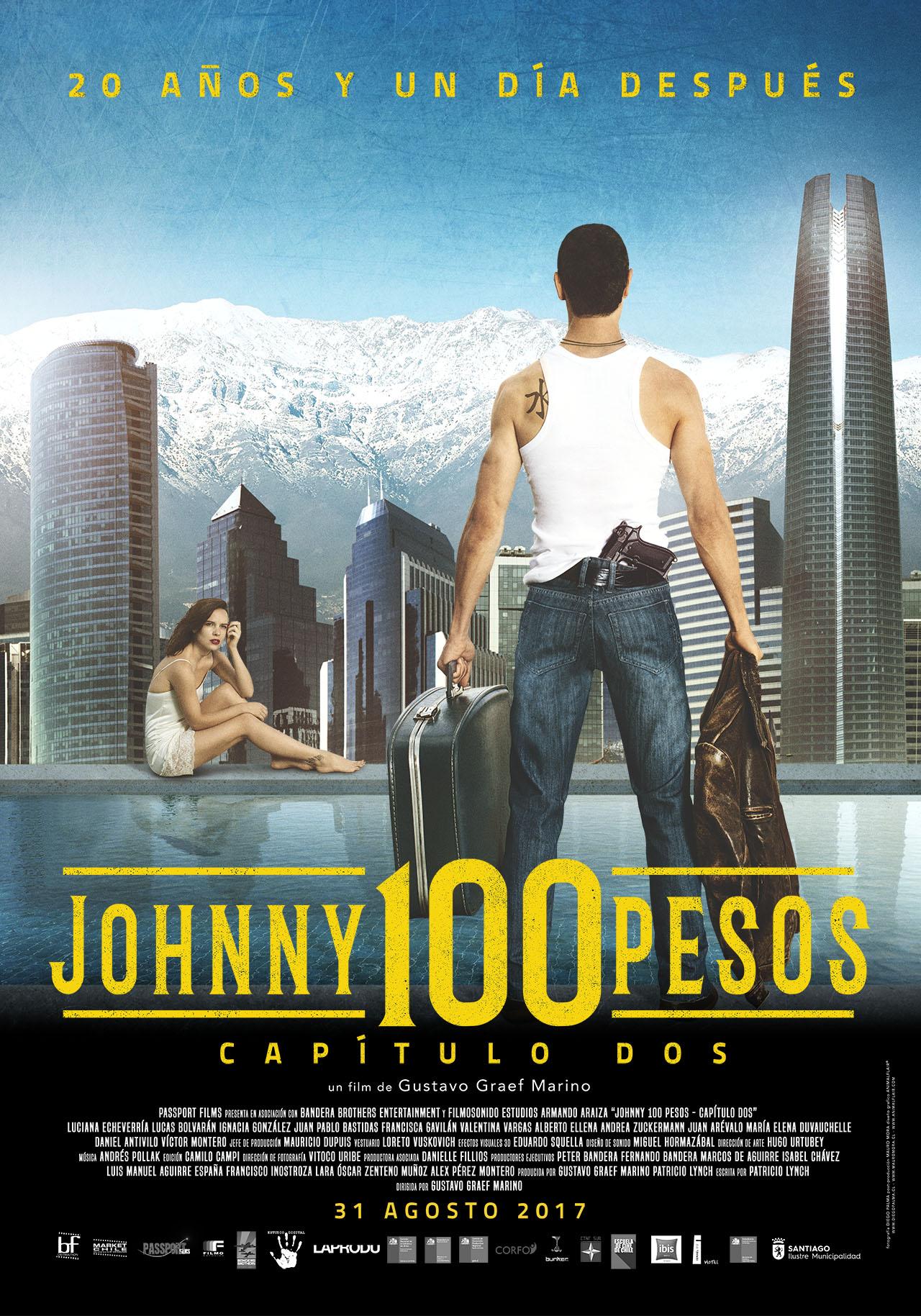 JOHNNY 100 PESOS 2