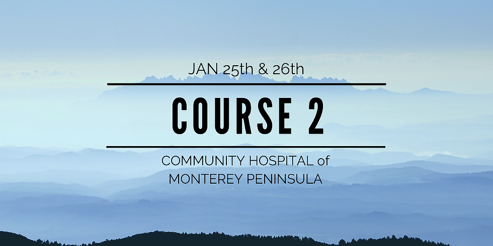 Energetic Patterning & Clinical Applications - Course 2