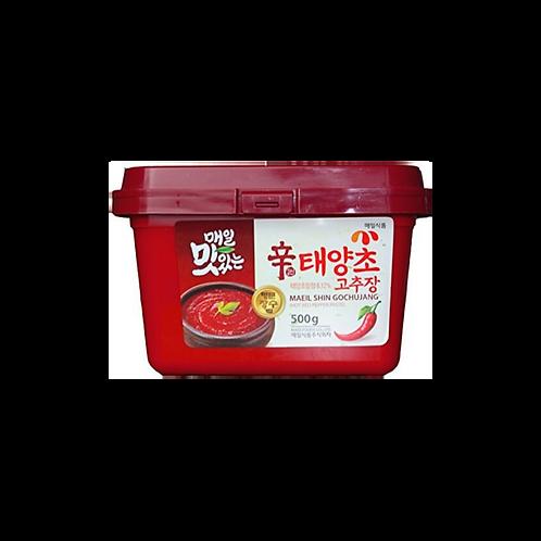 Gochujang (Korean Chilli Paste)