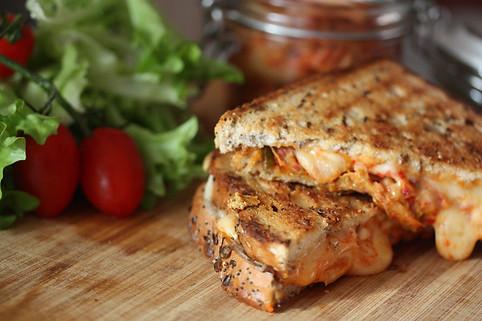 Special Kimchi Toastie