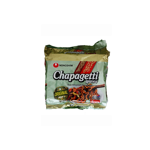 Chapagetti, Stir-Fried Noodle (5 Packs)