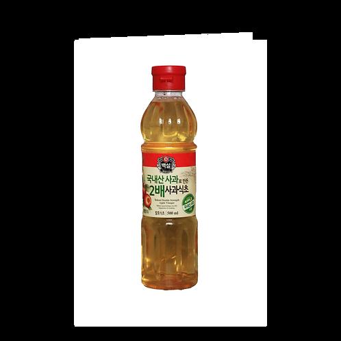 Apple Vinegar (Double Strength) 500ml