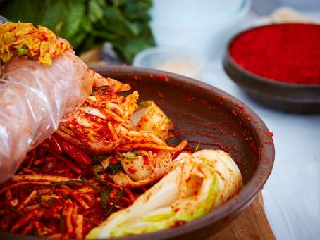 Kimjang, Culture created by Kimchi