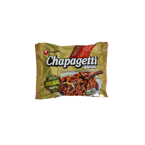 Chapagetti, Stir-Fried Noodle