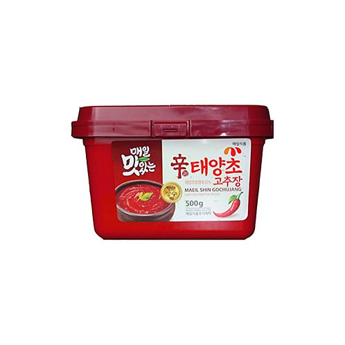 Gochujang (Korean Chilli Paste)