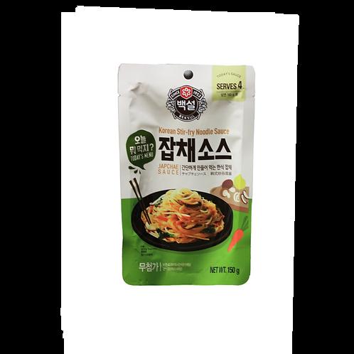 Japche, Stir-Fry Glass Noodle, Seasoning Sauce 150g