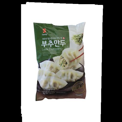 Leek Dumpling
