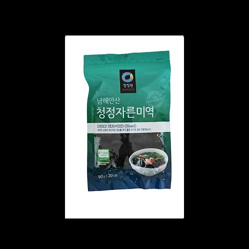 Sliced & Dried Seaweed