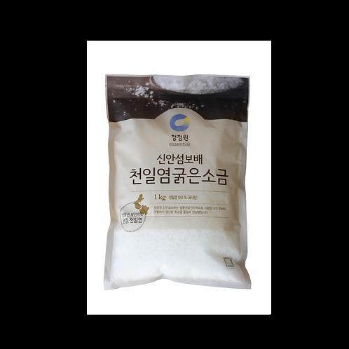 Korean Sea Salt (Coarse) 1kg