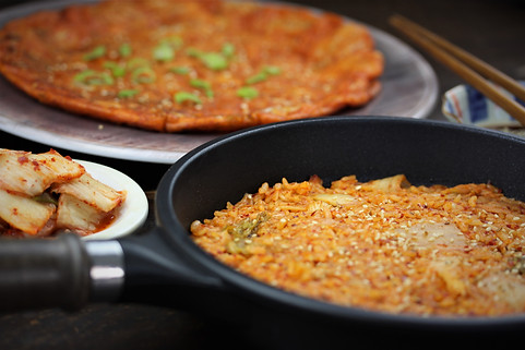 Delicious Kimchi Fried Rice