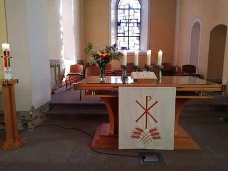 Gottesdienst zum 2. Sonntag nach Epiphanias,  17.1.2021
