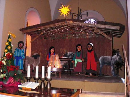 Gottesdienst zu Silvester,    31.12.2020