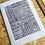 Thumbnail: DIRECTION | Linocut Print