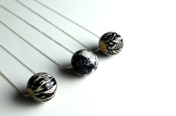 Single Ball Necklace