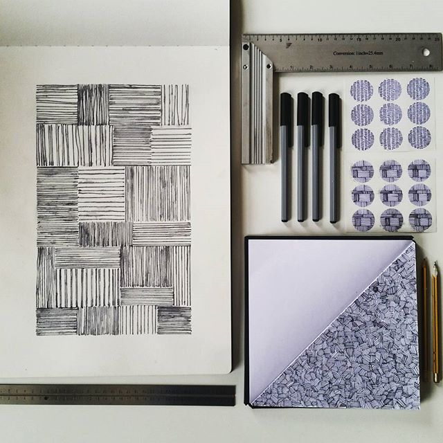 Back in Glasgow and back to the #studio to catch up on #marchmeetthemaker #day4 is TOOLS. _Second up